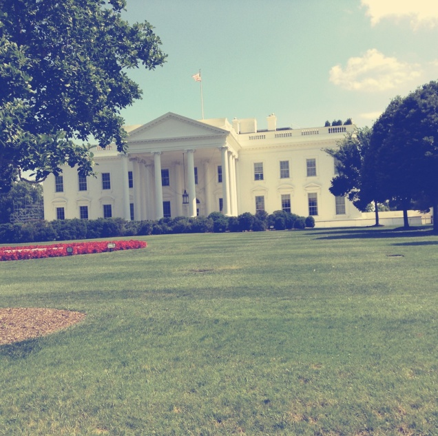 The President's Pad