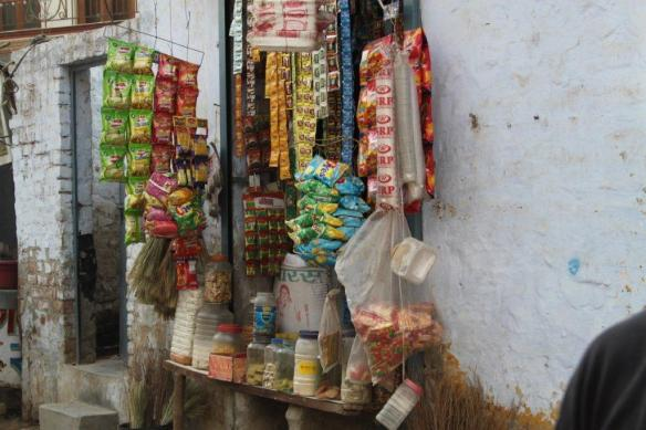 Local vendors rule the streets