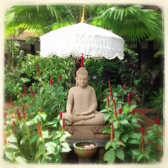 And to Buddha