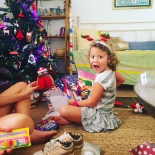 So many presents...